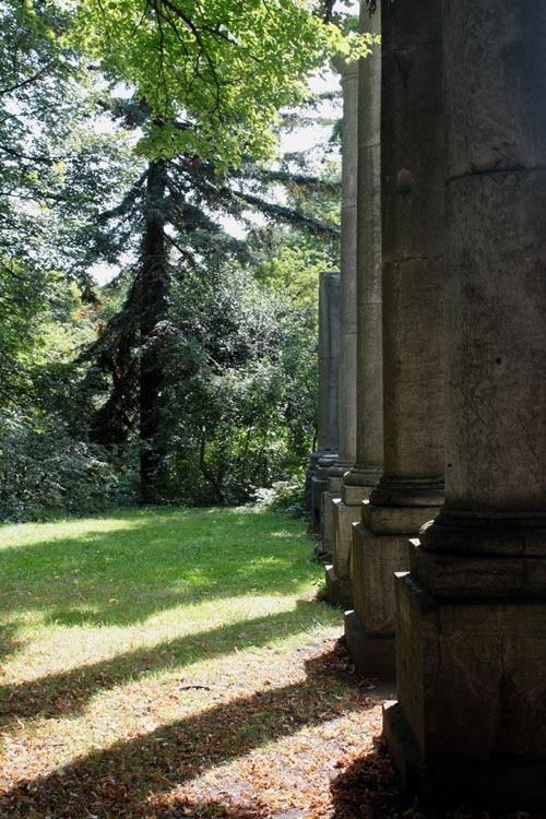 Römische Säulen